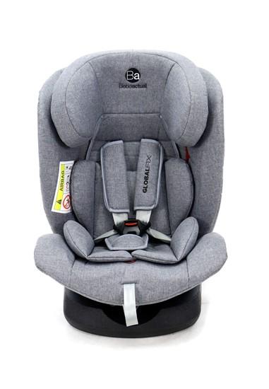Billede af Auto stol Global fix grå - Asalvo